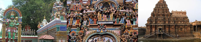 South India Temple Tour (11 Nights / 12 Days)